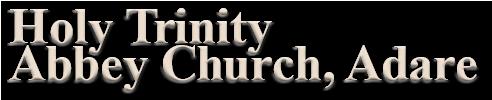 Holy Trinity Abbey Church, Adare